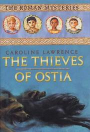 Cover art for THE THIEVES OF OSTIA