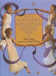 MY MOTHER'S DAUGHTER by Doris Orgel