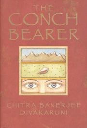 Cover art for THE CONCH BEARER