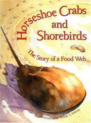 HORSESHOE CRABS AND SHOREBIRDS by Victoria Crenson