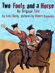 Book Cover for TWO FOOLS AND A HORSE
