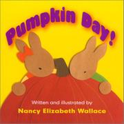 PUMPKIN DAY! by Nancy Elizabeth Wallace