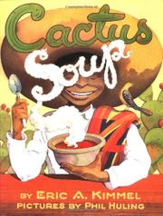 Cover art for CACTUS SOUP