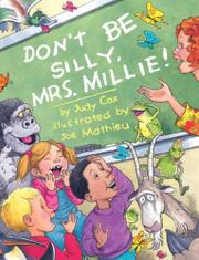 Cover art for DON'T BE SILLY, MRS. MILLIE!