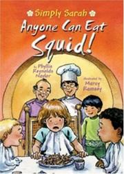 ANYONE CAN EAT SQUID by Phyllis Reynolds Naylor