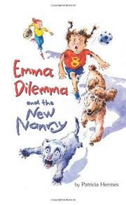 Cover art for EMMA DILEMMA AND THE NEW NANNY