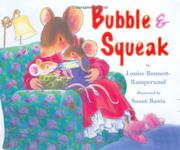 BUBBLE AND SQUEAK by Louise Bonnett-Rampersaud