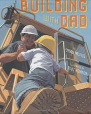 Book Cover for BUILDING WITH DAD