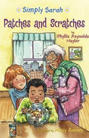 PATCHES AND SCRATCHES by Phyllis Reynolds Naylor