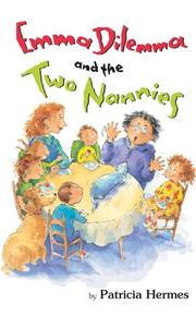 Cover art for EMMA DILEMMA AND THE TWO NANNIES