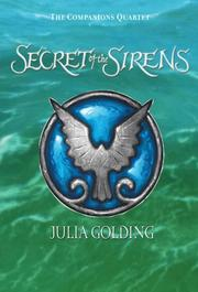 Cover art for SECRET OF THE SIRENS