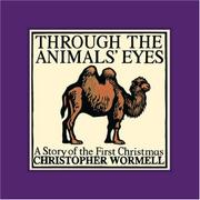 Cover art for THROUGH THE ANIMALS' EYES