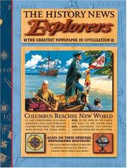 THE HISTORY NEWS: EXPLORERS by Michael Johnstone