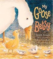 MY GOOSE BETSY by Trudi Braun