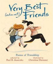 VERY BEST (ALMOST) FRIENDS by Paul B. Janeczko