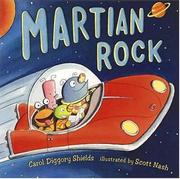 Cover art for MARTIAN ROCK