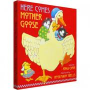 Book Cover for HERE COMES MOTHER GOOSE