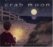 CRAB MOON by Ruth Horowitz