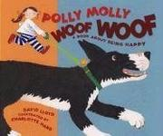 Book Cover for POLLY MOLLY WOOF WOOF