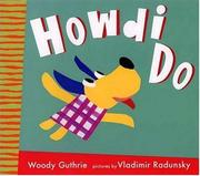 Cover art for HOWDI DO
