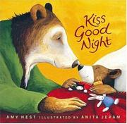 Cover art for KISS GOOD NIGHT