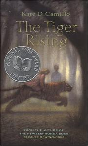 Book Cover for THE TIGER RISING