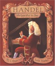 Cover art for HANDEL WHO KNEW WHAT HE LIKED