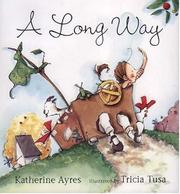 Cover art for A LONG WAY