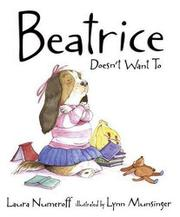 Cover art for BEATRICE DOESN'T WANT TO