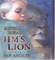 Cover art for JIM'S LION