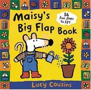 Cover art for MAISY'S BIG FLAP BOOK