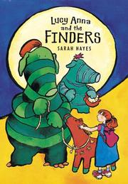 Book Cover for LUCY ANNA AND THE FINDERS