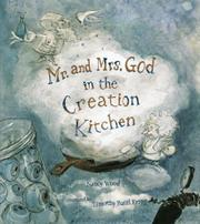 Book Cover for MR. AND MRS. GOD IN THE CREATION KITCHEN