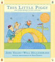 THIS LITTLE PIGGY by Jane Yolen