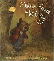 Cover art for OLIVER FINDS HIS WAY