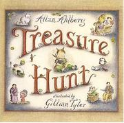 TREASURE HUNT by Allan Ahlberg