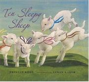 TEN SLEEPY SHEEP by Phyllis Root