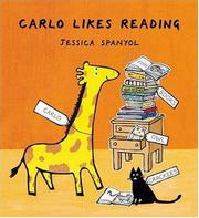 CARLO LIKES READING by Jessica Spanyol