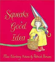 Cover art for SQUEAK'S GOOD IDEA