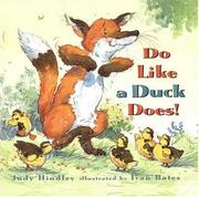 Cover art for DO LIKE A DUCK DOES!
