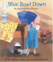 Book Cover for BLUE BOWL DOWN