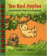 Cover art for TEN RED APPLES