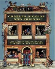 Book Cover for CHARLES DICKENS AND FRIENDS