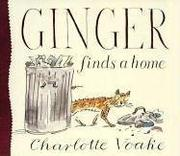 GINGER FINDS A HOME by Charlotte Voake