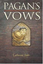 PAGAN'S VOWS by Catherine Jinks