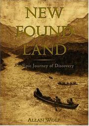 NEW FOUND LAND by Allan Wolf