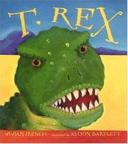 T. REX by Vivian French
