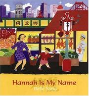 Cover art for HANNAH IS MY NAME