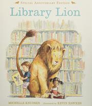 Book Cover for LIBRARY LION