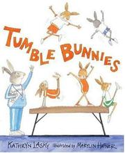 Book Cover for TUMBLE BUNNIES